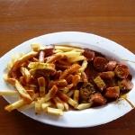 Der große Frankfurter Currywurst-Test - Heute: Bernemer Wurstmax