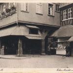 Eckmarkt im Tuchgaden