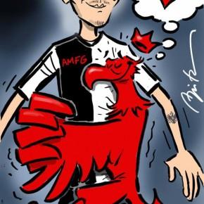 Alex Meier 14 - Fußballgott