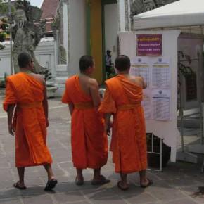 Logbuch Thailand - Überraschung