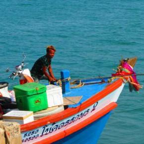 Logbuch Thailand - Die Fähre kommt