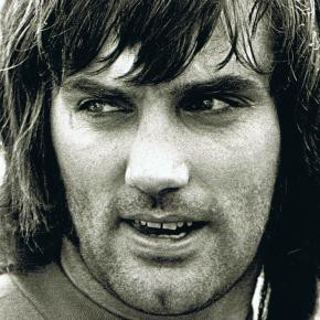 If God needs a hero - George Best