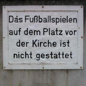 Alles außer Frankfurt ...