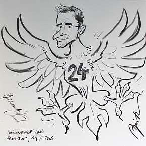 Alex Schur. 24