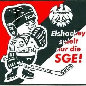 Eishockey spielt nur die SGE!